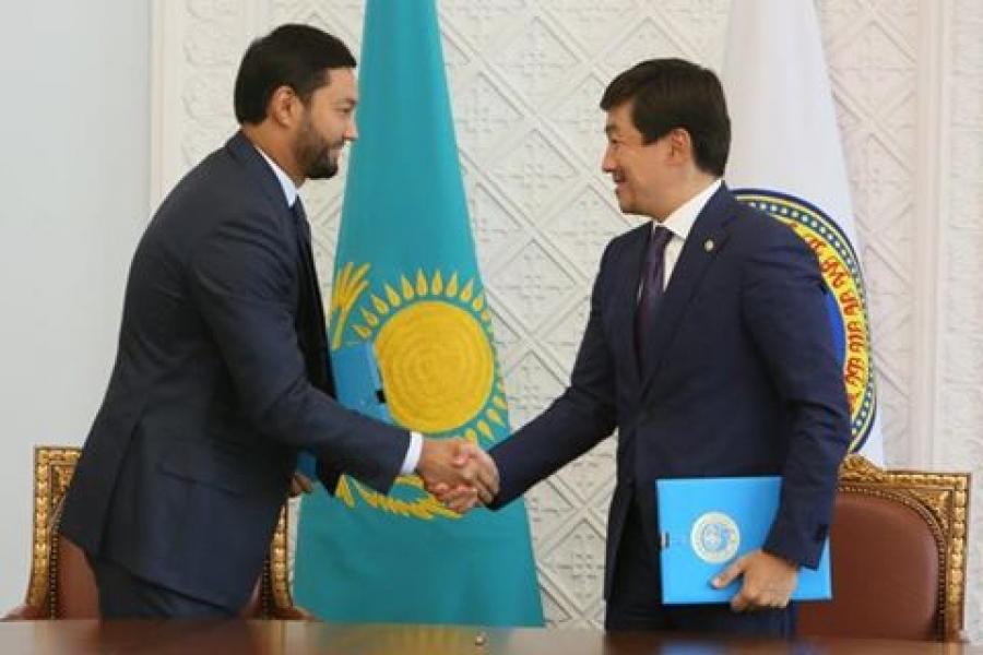 Кенес Ракишев обманул Казахстан и попиарился за счет Назарбаева!